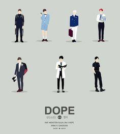 BTS / Dope