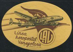 LINEA AEROPOSTAL VENEZOLANA