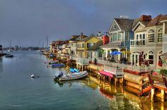Balboa Island - Newport Beach - California