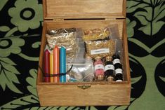 Witches Starter Kit ,Spell Box,Altar Kit,Wiccan Herbs