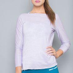 Trista Boat-neck Pullover