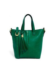 Emerald tote - $29.70