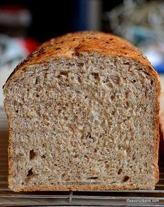 Pâine din făină integrală cu lapte bătut sau iaurt - pâine toast foarte pufoasă și moale   Savori Urbane Pita, Fermented Foods, Doughnuts, Coco, Food And Drink, Tasty, Bread, Cookies, Recipes