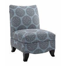 Dixie Gabrielle Slipper Chair