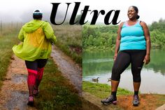 story about a plus sized runner.  she's inspirational!  fit and fat!  exercise, fitness.  stop the discrimination!   lj