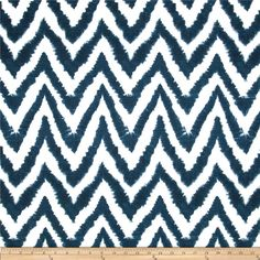 Premier Prints Diva Chevron Slub Premier Navy from @fabricdotcom  Screen printed on cotton slub duck (slub cloth has a linen appearance); this versatile medium weight fabric is perfect for window accents (draperies, valances, curtains and swags), accent pillows, duvet covers, upholstery and other home decor accents. Create handbags, tote bags, aprons and more. *Use cold water and mild detergent (Woolite). Drying is NOT recommended - Air Dry Only - Do not Dry Clean. Colors include navy and…