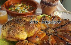 pain fleur (pain algérien )