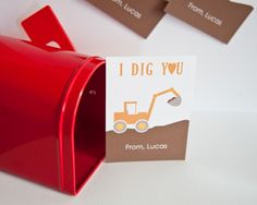 I dig you - could also be cute with a shovel?