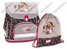 Ars Una Born to ride kompakt easy mágneszáras iskolatáska ajándék  sportzsákkal - Ars Una 394c622aa7