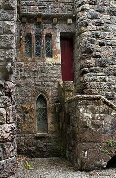 St. Conans Church,Scotland
