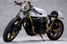 1978 Honda CB750 by Analog Motorcycles -via Moto Rivista