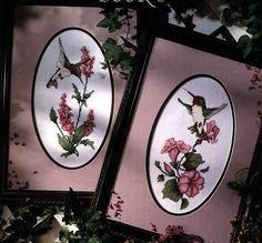 Gallery.ru / Фото #7 - колибри:четыре схемы - frango