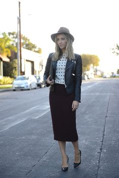 ijustwanttoscrapbook:  Emily Schuman from Cupcakes and Cashmere