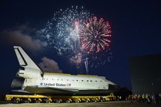 #space #shuttle #Atlantis finished her final voyage, to spaceport USA. スペースシャトル「アトランティス」号、フロリダで永久保存へ。