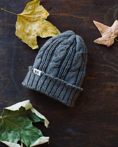 Our favorite cozy beanie for the colder months ahead, each hand-signed by the artisan that made it.