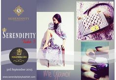 Serendipity take 5 presents Me Glamor by Neha Chhabra offering evening gowns, jackets and fashion accessories for the uncompromising and glamorous women of today.. at DLF Magnolias on 3rd September