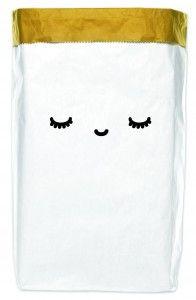 Worek papierowy Sleepy 50x70 cm