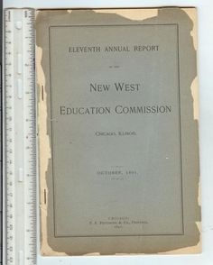 1891 Christian Schools great for Genealogy Research!