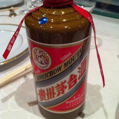 Kweichow Moutai (Chinese premium liquor)