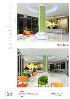 PROPOSED Hotel Cordela Yogyakarta - Main Lobby view01
