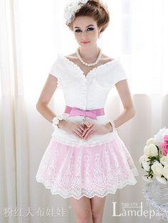 So Pretty & Feminine Prom Party Dresses, Club Dresses, Girls Dresses, Hot Outfits, Pretty Outfits, Girl Outfits, Sexy Skirt, Dress Skirt, Dress Up