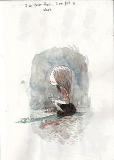 ghosty by tonysandoval