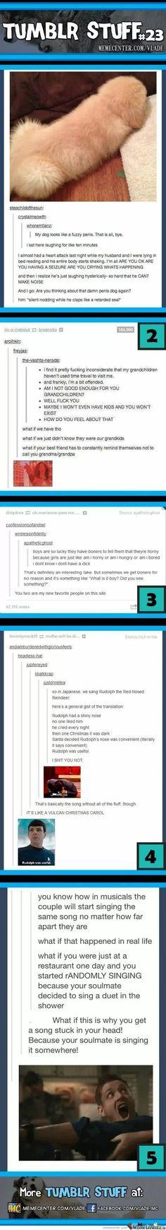 Tumblr Stuff #23