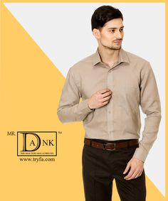Mens Fashion Wear, Men's Fashion, How To Memorize Things, How To Make, How To Wear, Shirt Dress, Stylish, Mens Tops, Shirts