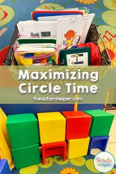 Maximizing Circle Time – The Autism Helper – Communication Strategies for Special Education & Autism – preschool Preschool Classroom Setup, Autism Preschool, Classroom Games, Autism Classroom, Preschool Lessons, Preschool Activities, Free Preschool, Group Activities, Classroom Management