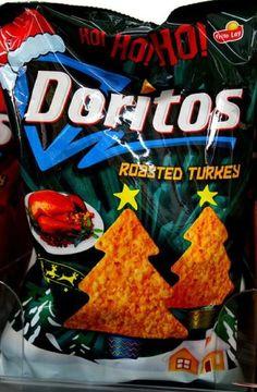 Roasted Turkey Doritos? |s this real? Haha!