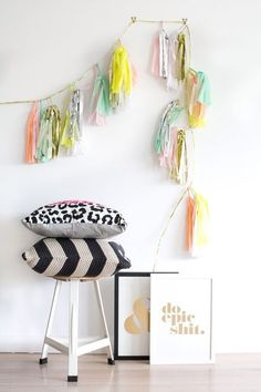 Love the Print! 30 Ideas to Make Every Room in Your HousePrettier | StyleCaster