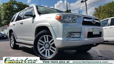 awesome 2010 Toyota 4Runner Limited V6 LEATHERNAVIGATIONTHIRD ROW - For Sale View more at http://shipperscentral.com/wp/product/2010-toyota-4runner-limited-v6-leathernavigationthird-row-for-sale/