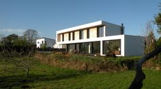 Maison d'habitation - Sainte Marine (29) France - Architecte : Pierre-Yves LE GOAZIOU