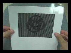 Animated Optical Illusion. How To! - YouTube