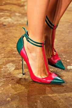 manolo blahnik for sophie theallet. NEED THESE.