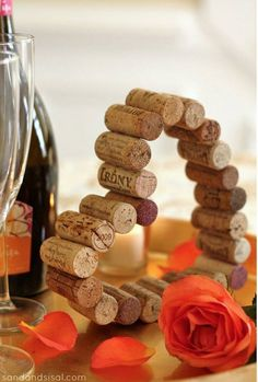 diy wine cork crafts Archives - For Creative Juice Diy cork crafts diy Wine Craft, Wine Cork Crafts, Wine Bottle Crafts, Wine Bottles, Bottle Bottle, Crafts With Corks, Bottle Carrier, Wine Cork Art, Wooden Crafts