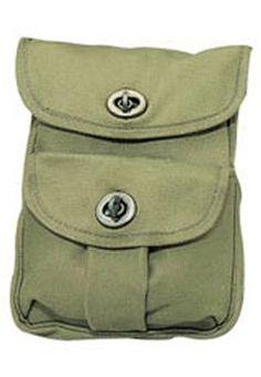 #OD 2 Pocket Ammo Pouch - 9002