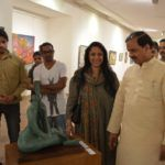 Sumita Chandani Rekhi, a well known Sculptor, Artist, Singer and Writer based in India – Explore her creative works & exemplary vision into Time, Space & Emotions - http://sumitarekhi.com