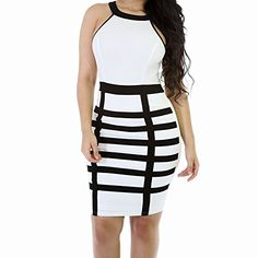 Monroe S Womens Halter Neck Sleeveless Straight Caged Up Cocktail Party Dress Bodycon Specifications: 100% brand new and high quality Gender: Women,Girl Style: Fashion,Sexy,OL Type: Body-con Decoration:Strip,Zip,Net Sleeve Style: Sleeveless Pattern Type: P (Barcode EAN = 3749301463660) http://www.comparestoreprices.co.uk/december-2016-5/monroe-s-womens-halter-neck-sleeveless-straight-caged-up-cocktail-party-dress-bodycon.asp