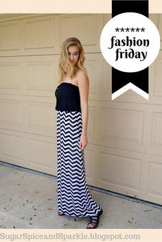 Fashion Friday - Maxi Madness