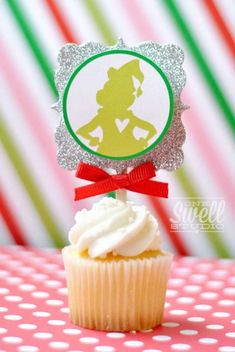 The Grinch Cupcakes