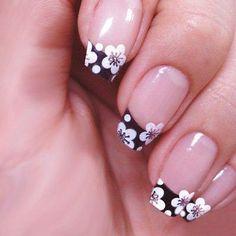 Fotos de uñas decoradas a mano | TODA MUJER ES BELLA
