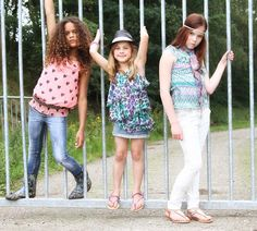 GIRLS ROCK: dutch fashion label for cool girls.