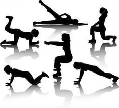 Какие упражнения избавят от живота и боков