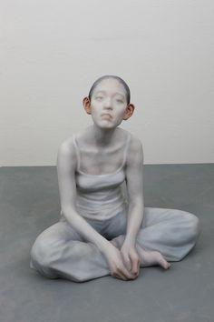 Las perturbadoras y provocadoras esculturas del artista coreano Choi Xooang.