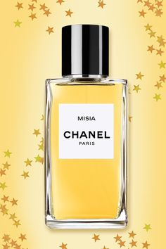 """A date-night must, Chanel """"Misia,"""" $160, is a sophisticated, pretty, powdery spritz filled with notes of May rose, violet, and leather — the perfect blend that will draw him in close.   - Cosmopolitan.com"""