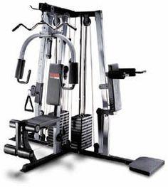 weider exercise machine
