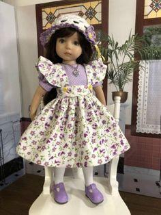 034-Lavender-Delight-034-Made-for-Effner-Little-Darling-by-Treasured-Doll-Designs
