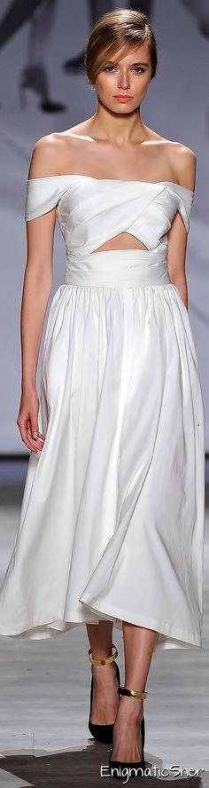 Lela Rose Spring Summer 2015 Ready-To-Wear