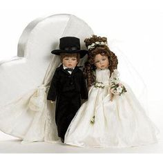 Linda-Rick-Key-To-My-Heart-Wedding-Doll-Set-Always-Forever-w-box-shown-20109
